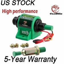New External Electric Diesel Oil Fuel Pump Carburetor Fuel Sender 4-7PSI 12V US