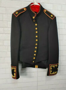 USMC Major Dress Formal Evening Uniform Coat and Pants
