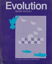 Evolution, Mark Ridley, Used; Good Book