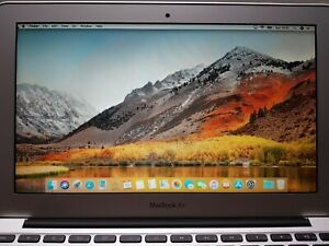 MacBook Air 11 2011 4GB RAM 256GB SSD Core i7 1.8Ghz A1370 excellent condition