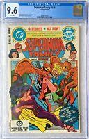 CGC 9.6 SUPERMAN FAMILY #218 .. SUPERGIRL .. LOIS LANE .. 1982 ..