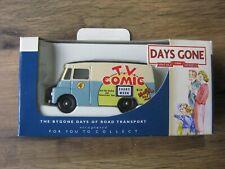 Lledo Days Gone: Morris LD150 Van TV Comic DG071021