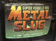 New ListingMetal Slug Snk Mvs Neo Geo Arcade Cartridge Tested Working Original