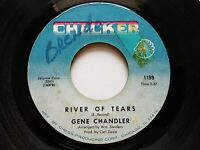 """GENE CHANDLER - River of Tears / It's Time to Settle Down 1968 NORTHERN SOUL 7"""""""