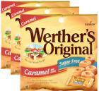 Werthers Original Sugar Free Caramel Werther