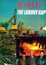 Heaven 17-The Luxury Gap-1982-Folio for Piano Vocal Guitar+Bio-Virgin UK-Rare!