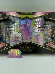 Pokemon Shining Fates - Crobat VMAX Premium Collection Box