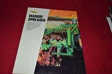 Badger Manure Spreader Dealer's Brochure YABE7
