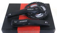FSA CK-316 Square Taper Mountain Bike Crankset 42/32/22T 7/8 Speed 170mm NEW