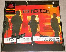 The Libertines Up The Bracket Vinyl Multi Colored Red Yellow Black x/400 Newbury