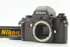 [Near MINT] Nikon F3 HP Black Body 35mm SLR Film Camera From JAPAN