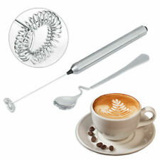 Milk Frother Electric Egg Beater Electric Mixer for Coffee Drink Portable