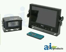 """CabCAM Video System (Includes 7"""" Color Monitor and 1 Camera)"""