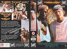 White Men Can't Jump, Wesley Snipes Video Promo Sample Sleeve/Cover #9686