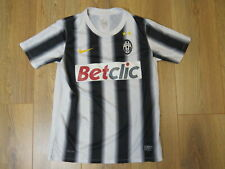 Juventus 2011 2012 home shirt Nike soccer jersey size Boys L 152-158 12-13Y