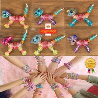 Magic Pet Bracelet Twisty Funny DIY Creative Animal bracelet UK/Christmas Gift