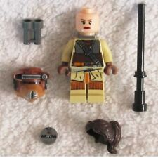LEGO STAR WARS BOUSHH MINIFIG princess leia disguise minifigure figure NEW 9516