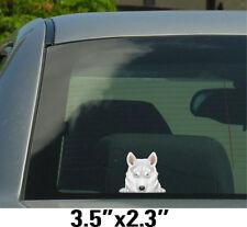 Siberian Husky Dog Stickers, Decal White