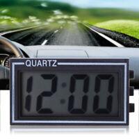 LED Alarm Wecker Digital Alarmwecker Auto Dashboard Zeit Kalender Beleuchtet Uhr