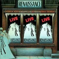 RENAISSANCE - LIVE AT CARNEGIE HALL (3 CD) NEW CD