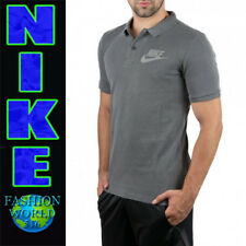 88a67554 Nike Men's Size XL Sportswear Wash Hybrid Pique Polo-dark Heather Grey  886491