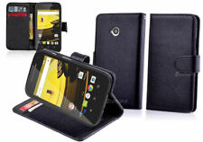 Mobile Phone Wallet Cases for Motorola Moto E