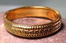 Handmade Yellow Gold Fine Rings