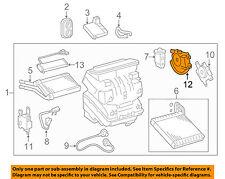 TOYOTA OEM Evaporator Heater-Servo 8710602200