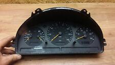 MERCEDES ML W163 98-05 INSTRUMENT CLUSTER CLOCKS SPEEDO 3329130030 A1635403111