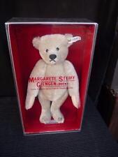 1983 Steiff Giengen Teddy Bear 0150/32 80Th Birthday Of The Teddy Bear Le Mib