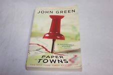 Paper Towns by John Green (2008, Paperback) (DNT #39 G-2)