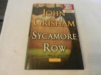 Sycamore Row by John Grisham (2013, Hardcover) 1st edition