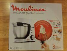 NEW!!! - Moulinex Masterchef Gourmet Robot Patissier