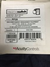 1 SENSOR SWITCH PP-20 OCCUPANCY POWER PACK 120/277
