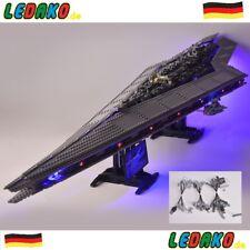 MEGA LED Beleuchtungsset für Lego® für 10221 UCS Super Star Destroyer von ledako
