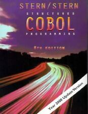 Structured COBOL Programming Eighth Edition Year 2000 Update Edition