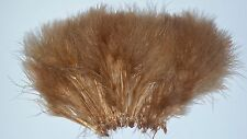 1/2 oz. Strung Ginger Blood Quill Marabou Feathers