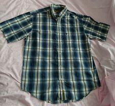 Timberland short sleeve shirt size M original VGC