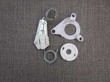 1997-2005 OPEL ASTRA Finestra Regolatore / ascensore Riparazione Kit POSTERIORE SINISTRA * Made in EU *