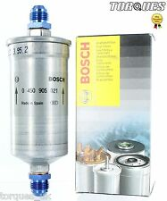 Bosch 0450905021 AN-8 (JIC -08) High Performance Fuel Filter 8 Micron