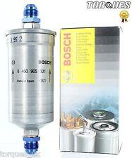 Bosch 0450905021 AN-8 (JIC -08) High Performance Fuel Filter 8 Micron