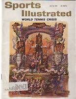 1961 Sports Illustrated July 10-Marbles;Norm Cash;Hunt