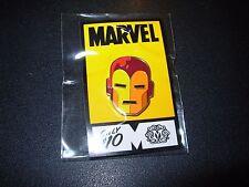 THE AVENGERS Iron Man iron man Enamel Pin badge button tom whalen Mondo