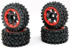 Knobby Wheel tire ice surface wheel for HPI Baja 5B Rovan KM Buggy 1/5 rc car