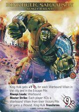 KING HULK SAKAARSON TRANSFORM WORLDBREAKER Marvel Legendary WORLD WAR MASTERMIND