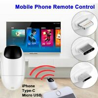Hot IPhone Android Type-C Mobile Phone IR Infrared Wireless Smart Remote Control