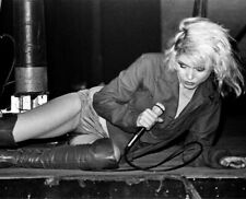 Debbie Harry Blondie 8X10 Celebrity Photo Picture Hot Sexy 2