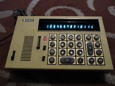 Vintage SANYO Portable Desktop Calculator Model ICC-1418D