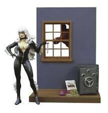 Marvel Diamond Select Black Cat Action Figure