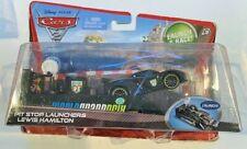 Disney Pixar Cars 2 Lewis Hamilton Pit Stop Launcher- Bad packaging